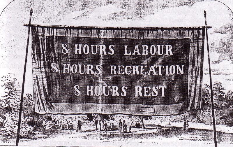 manifesto ecosocialista riduzione ore lavoro