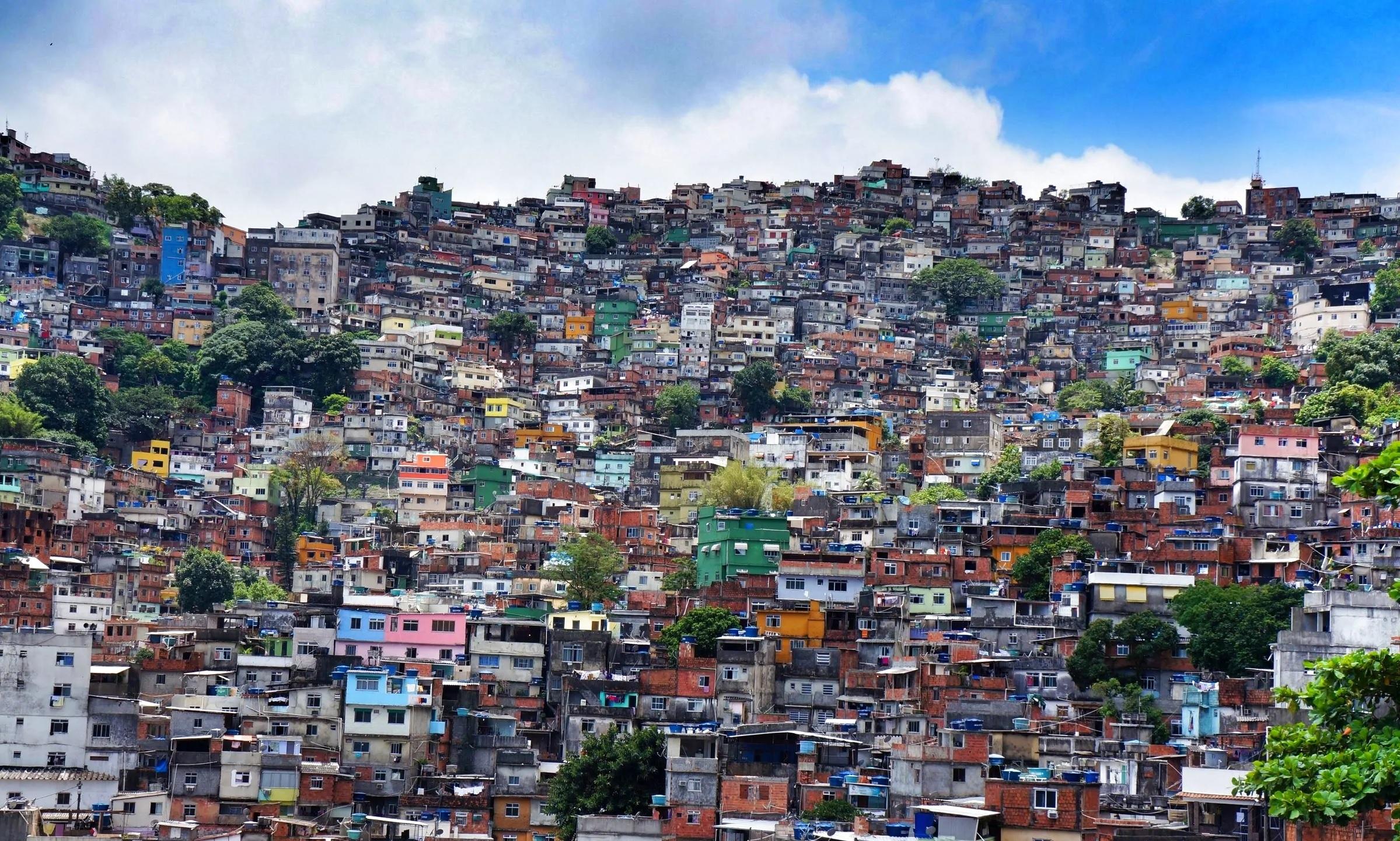 covid favelas