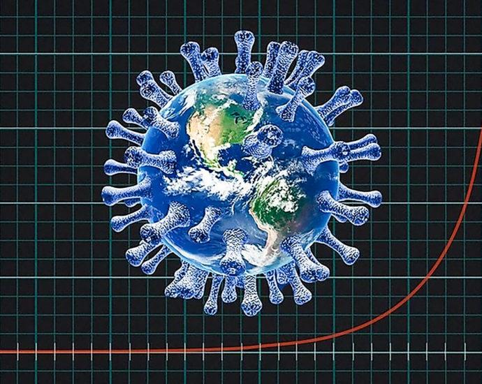 pandemia mondo virus