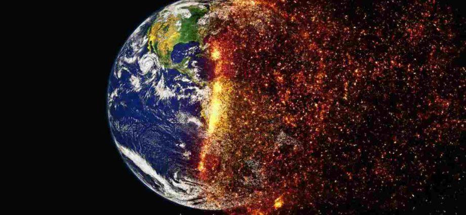 cambiamenti climatici terra